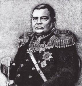 Generał-gubernator Michaił Murawjow-Wieszatiel