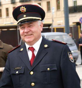 Vladas Rakštelis Fot. Marian Paluszkiewicz