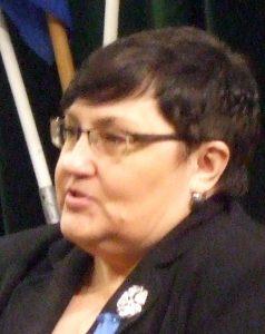 Krystyna Dzierżyńska Fot. Alina Sobolewska