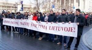 Rodzice zapowiadają nowe wiece i strajki  Fot. Marian Paluszkiewicz