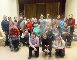 Podstawową działalnościąCentrum Dziennego PobytuOsób Niepełnosprawnych wNiemenczyniejest świadczenie usługsocjalnych i praca socjalna
