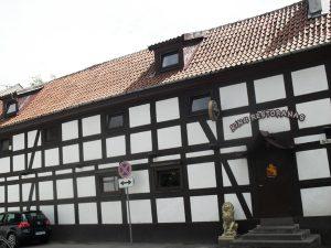 Fachwerk — popularna metoda budownictwa w dawnych Prusach