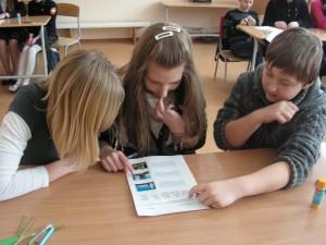 W olimpiadzie aktywny udział wzięło 7 szkół Awiżeńskiego Centrum Metodycznego Anglistów