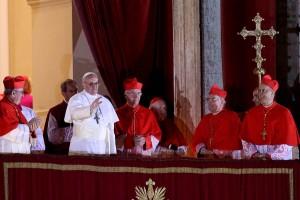 Nową głowę Kościoła Rzymskokatolickiego i Katolickich Kościołów Wschodnich wybrano podczas piątego głosowania drugiego dnia głosowania  Fot. EPA-ELTA