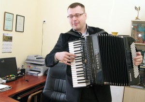 Jerzy Krupiczewicz Fot. Marian Paluszkiewicz