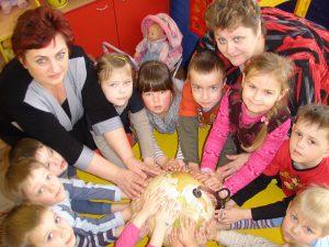 Dzieci złożyły przyrzeczenie szanować środowisko naturalne