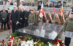 Szef polskiej placówki dyplomatycznej w Wilnie zaznaczył, że święto Konstytucji 3 Maja od kilku lat jest obchodzone razem z Litwinami       Fot. Marian Paluszkiewicz