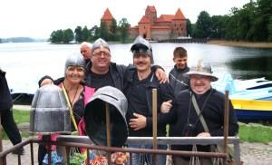 """""""Jest tu przepięknie"""" — zgodnie powtarzają turyści z Polski Fot. Marian Paluszkiewicz"""