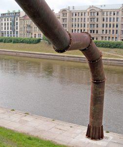 Koszta tego pomnika wyniosły 300 tys. litów  Fot. Marian Paluszkiewicz