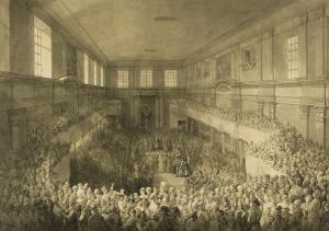 Forum debaty nad kształtem reformy był obradujący w latach 1788-1792 Sejm Czteroletni