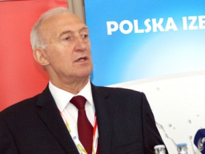 Radca-minister Henryk Szymański Fot. Marian Paluszkiewicz