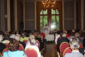 Wielu na spotkanie przybyło całymi rodzinami Fot. Jolanta Radžiūnienė
