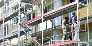 Temat współpracy w zakresie renowacji litewskiego sektora mieszkaniowego wywołał ogromne zainteresowanie zarówno po polskiej, jak i po litewskiej stronie Fot. Marian Paluszkiewicz