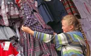 Dzieci są wybredne i rodzicom jest bardzo trudno realizować ich zachcianki Fot. Marian Paluszkiewicz
