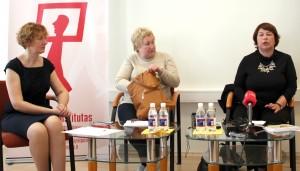 Podczas konferencji prasowej został przedstawiony repertuar XIII Festiwalu Tydzień Filmu Polskiego Fot. archiwum