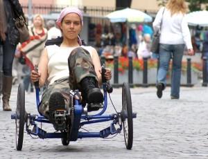 Niektórzy kierowcy jazdę samochodem zamieniają na jazdę rowerem zupełnie nie z powodów ekologicznych, a z powodu zatorów Fot. Marian Paluszkiewicz