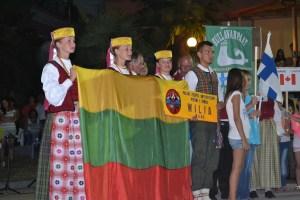 W festiwalu udział wzięły zespoły z Polski, Łotwy, Kanady i Bułgarii  Fot. Archiwum
