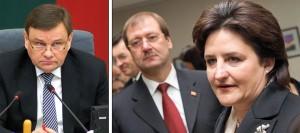 Zdaniem wielu analityków, zamiana na stanowisku przewodniczącego Sejmu była podyktowana wewnętrznymi sporami w Partii Pracy   Fotomontaż Marian Paluszkiewicz