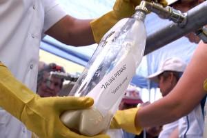 Zamkniecie rosyjskiego rynku będzie poważnym ciosem dla gospodarki, ponieważ Litwa eksportuje do Rosji około 33 proc. mleka i produkcji mleczarskiej Fot. Marian Paluszkiewicz