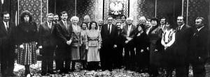 Pierwsze spotkanie Tadeusza Mazowieckiego z przedstawicielami polskich organizacji na Wschodzie odbyło się w październiku 1989 r.