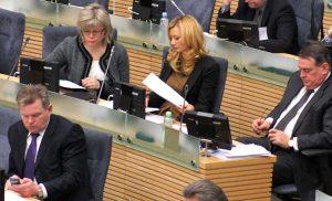 AWPL ma w parlamencie własną frakcję<br/>Fot. Marian Paluszkiewicz