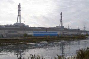 Stabatyszek też już nie ma. W tym miejscu stoi litewska elektrownia atomowa Ignalina<br/>Fot. Marian Paluszkiewicz