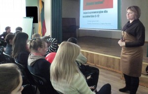 Janina Snarska: Współczesne technologie przydają się w pracy nauczyciela Fot. archiwum