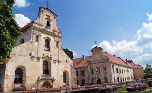 Franciszkanie wciąż walczą o swój majątek           Fot. Marian Paluszkiewicz