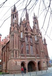 Ogólny widok kościoła pw. św. Anny Fot. Marian Paluszkiewicz