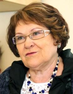 Teresa Michajłowicz Fot. Marian Paluszkiewicz