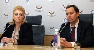 Po wspólnym sukcesie w ubiegłorocznych wyborach parlamentarnych na Litwie AWPL i Alians Rosjan liczą na powtórkę sukcesu w wyborach do Parlamentu Europejskiego Fot. Marian Paluszkiewicz