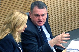23 grudnia Sejm odrzucił propozycję głosowania ws. projektu Ustawy o Mniejszościach Narodowych, proponowanego przez posłów AWPL Fot. Marian Paluszkiewicz