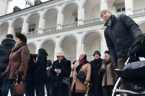 Do 2014 roku ogółem pałac odwiedziło 170 098 osób Fot. Marian Paluszkiewicz