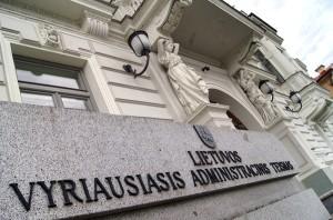 Najwyższy Sąd Administracyjny Republiki Litewskiej orzekł, że skoro tyle pieniędzy samorząd potrafił regularnie przeznaczać na tę szkołę, to niech robi to i dalej Fot. Marian Paluszkiewicz
