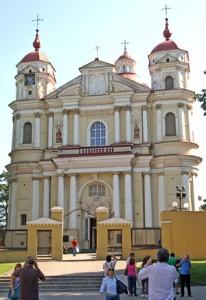 Kościół pw. Piotra i Pawła należy do najczęściej odwiedzanych przez turystów Fot. archiwum