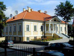 Dawny budynek Frontu Białoruskiego, gdzie aresztowano dowództwo AK                          Fot. archiwum