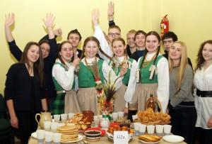 Uczniowie Gimnazjum im. Adama Mickiewicza aktywnie uczestniczą we wszystkich etapach realizacji projektu Comenius Fot. Marian Paluszkiewicz