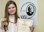 Zdobywczyni I miejsca Barbara Mikulewicz Fot. Marian Paluszkiewicz