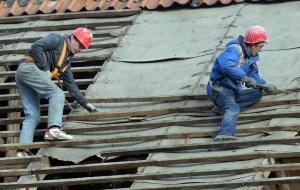Zapotrzebowanie jest na budowlańców Fot. Marian Paluszkiewicz