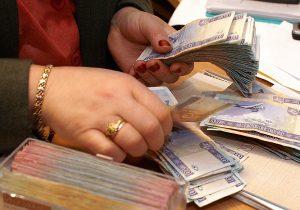 Mieszkańcy Litwy pieniądze do banku wkładają na krótkotrwałe terminy      Fot. Marian Paluszkiewicz