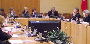 Polsko-litewska dyskusja odbyła się w litewskim parlamencie z inicjatywy Ośrodka KARTA  Fot. Stanisław Tarasiewicz