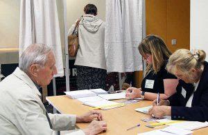 Inicjatorzy referendum za poniesione fiasko oskarżają rządzących i termin przeprowadzenia głosowania<br/>Fot. Marian Paluszkiewicz