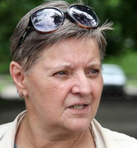 Małgorzata Sieduszewska Fot. Marian Paluszkiewicz