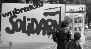 Transformację ustrojową Polski zapoczątkowały wybory 4 czerwca 1989 roku Fot. archiwum