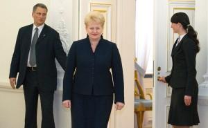 Od soboty, 12 lipca, Dalia Grybauskaitė zostanie zaprzysiężona na szóstego prezydenta niepodległej Litwy Fot. Marian Paluszkiewicz