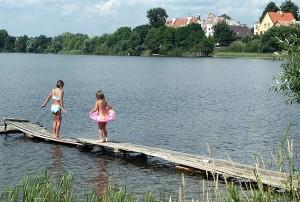 Coraz więcej dzieci staje się ofiarami nieszczęśliwych wypadków Fot. Marian Paluszkiewicz