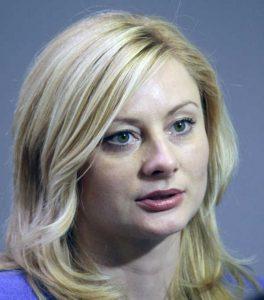 Rita Tamašunienė<br/>Fot. Marian Paluszkiewicz