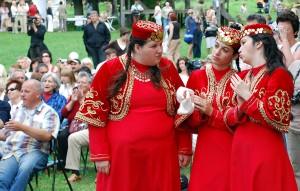 Tylko na Litwie, w Polsce, w Rosji i na Ukrainie mieszkający Karaimi stanowią odrębną grupę etniczną  Fot. Sigita Nemeikaitė