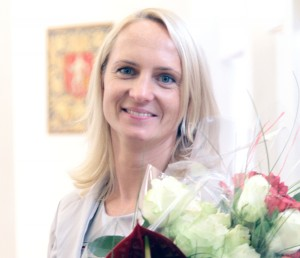 Edita Rudelienė Fot. Marian Paluszkiewicz