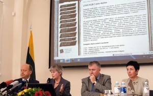 Pierwsze informacje o agenturalnej działalności KGB Centrum zaczęło publikować pod koniec 2012 roku na stronie kgbveikla.lt    Fot. Marian Paluszkiewicz